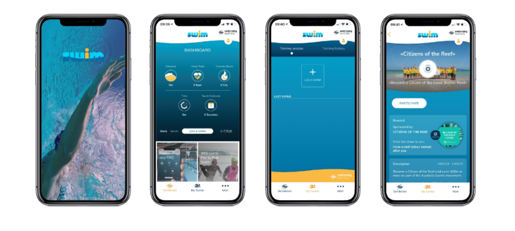 Download the iSWIM App